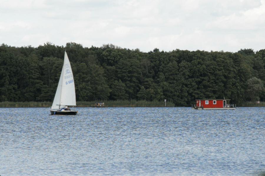 Seddinsee Yachthafen Köpenick